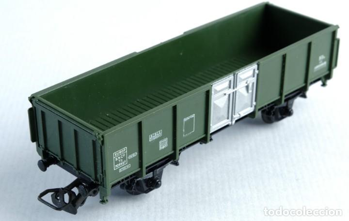 Trenes Escala: Vagón verde Jouef. Ref 623-Con su caja-años 60 - Foto 5 - 139385778