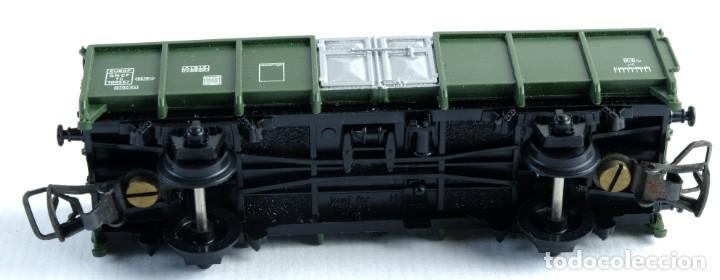 Trenes Escala: Vagón verde Jouef. Ref 623-Con su caja-años 60 - Foto 6 - 139385778