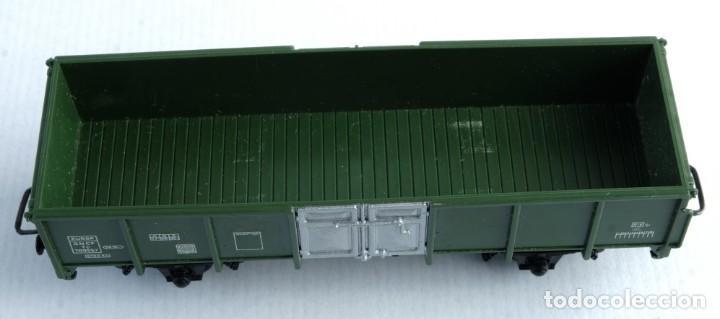Trenes Escala: Vagón verde Jouef. Ref 623-Con su caja-años 60 - Foto 7 - 139385778