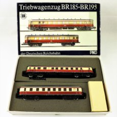 Trenes Escala: PIKO CONJUNTO BR185+BR195. Lote 140030522