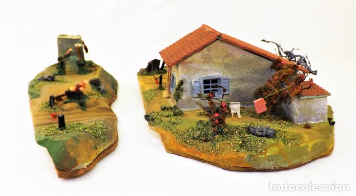 Trenes Escala: Novo Belia Diorama 1:87 Casa y pozo II - Foto 2 - 140098050