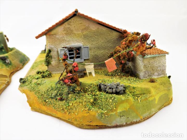 Trenes Escala: Novo Belia Diorama 1:87 Casa y pozo II - Foto 4 - 140098050