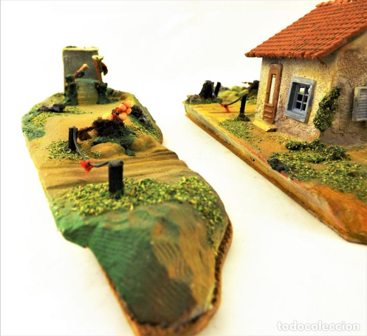 Trenes Escala: Novo Belia Diorama 1:87 Casa y pozo II - Foto 5 - 140098050