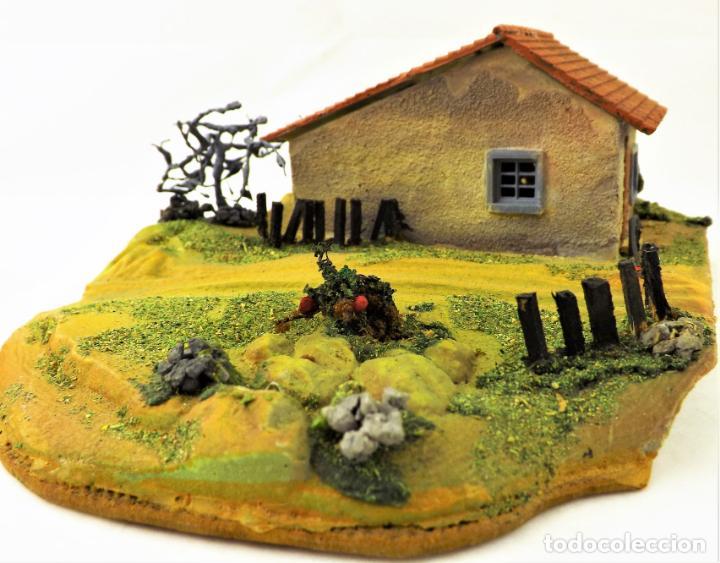 Trenes Escala: Novo Belia Diorama 1:87 Casa y pozo II - Foto 6 - 140098050