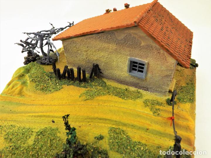 Trenes Escala: Novo Belia Diorama 1:87 Casa y pozo II - Foto 7 - 140098050