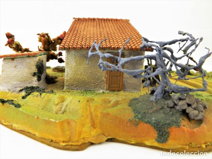 Trenes Escala: Novo Belia Diorama 1:87 Casa y pozo II - Foto 8 - 140098050