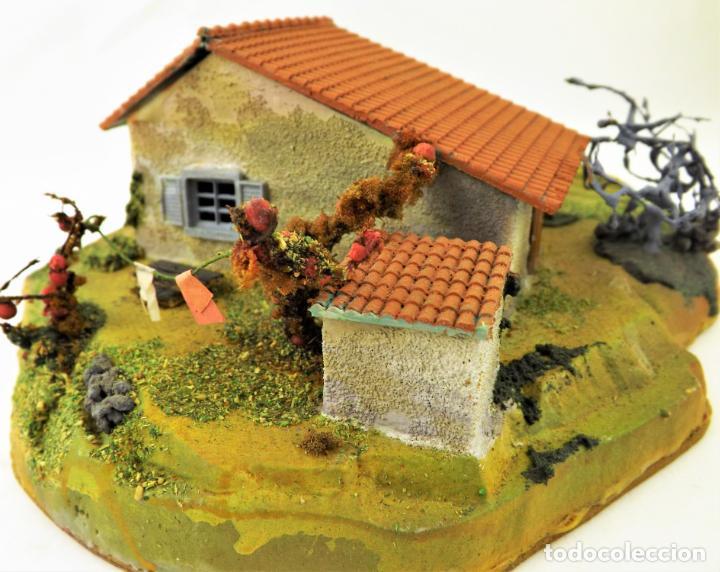 Trenes Escala: Novo Belia Diorama 1:87 Casa y pozo II - Foto 9 - 140098050