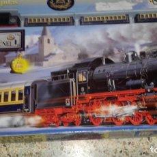 Trenes Escala: PEQUETREN ORIENT EXPRESS, TREN ANTIGUO, VALTOY ORIENT EXPRESS, TREN DE JUGUETE,. Lote 140163850