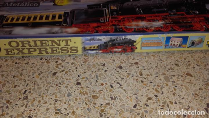 Trenes Escala: PEQUETREN ORIENT EXPRESS, TREN ANTIGUO, VALTOY ORIENT EXPRESS, TREN DE JUGUETE, - Foto 6 - 140163850