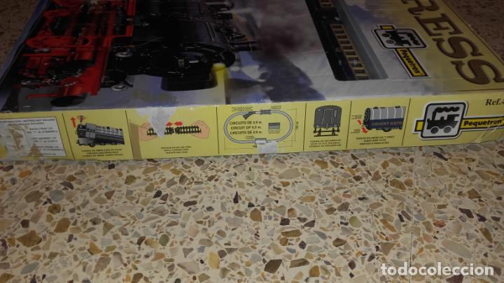 Trenes Escala: PEQUETREN ORIENT EXPRESS, TREN ANTIGUO, VALTOY ORIENT EXPRESS, TREN DE JUGUETE, - Foto 8 - 140163850