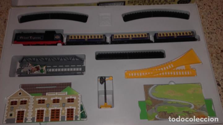 Trenes Escala: PEQUETREN ORIENT EXPRESS, TREN ANTIGUO, VALTOY ORIENT EXPRESS, TREN DE JUGUETE, - Foto 11 - 140163850