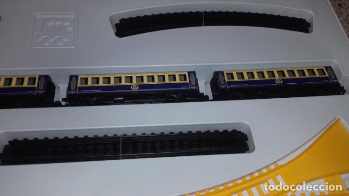 Trenes Escala: PEQUETREN ORIENT EXPRESS, TREN ANTIGUO, VALTOY ORIENT EXPRESS, TREN DE JUGUETE, - Foto 12 - 140163850