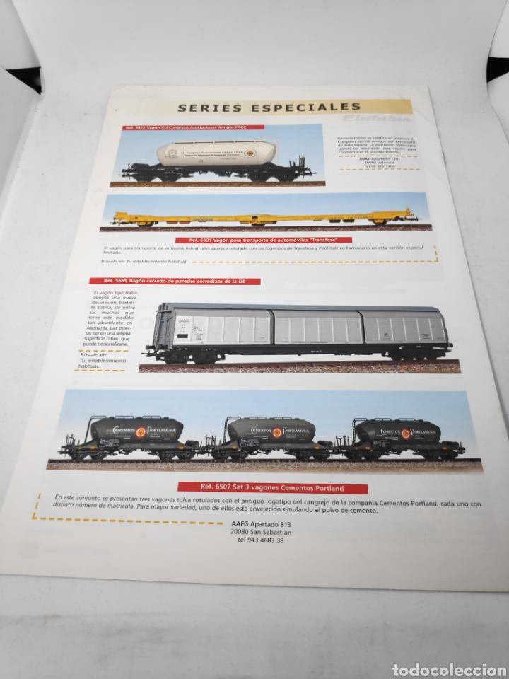 Trenes Escala: CLUB ELECTROTREN FASCÍCULO N°17 primavera 2003 - Foto 2 - 142547504