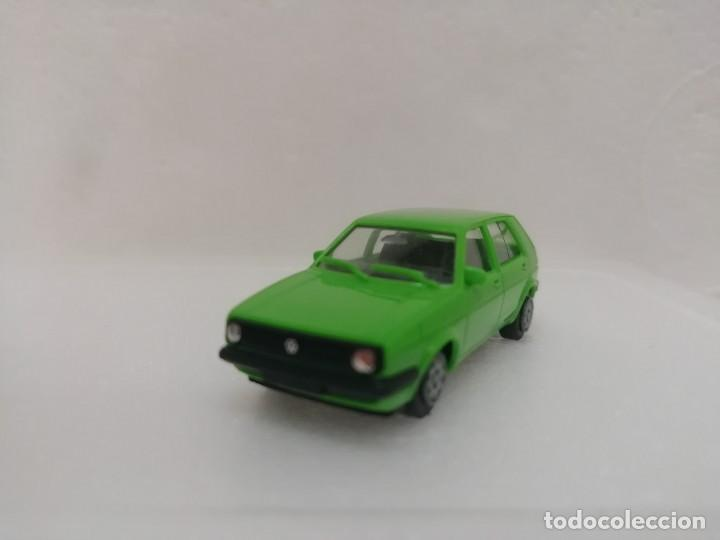 Trenes Escala: HERPA H0 VW GOLF 1/87 - Foto 1 - 142553142