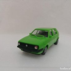 Trenes Escala: HERPA H0 VW GOLF 1/87. Lote 142553142