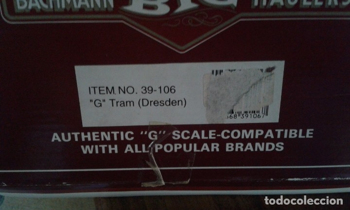 Trenes Escala: Vagón escala G - Foto 8 - 130249442