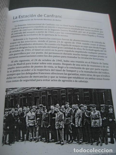 Trenes Escala: LIBRO CANFRANC ESTACION INTERNACIONAL - Foto 4 - 143209466