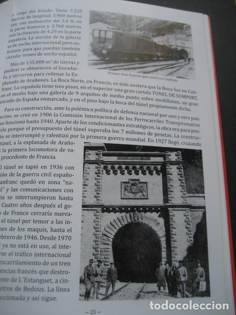 Trenes Escala: LIBRO CANFRANC ESTACION INTERNACIONAL - Foto 9 - 143209466
