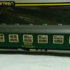 Trenes Escala: IBERTREN COCHES VIAJEROS 2A VERDE. Lote 143336886