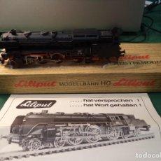 Trenes Escala: LOCOMOTORA LILIPUT REF.10300. Lote 144143494