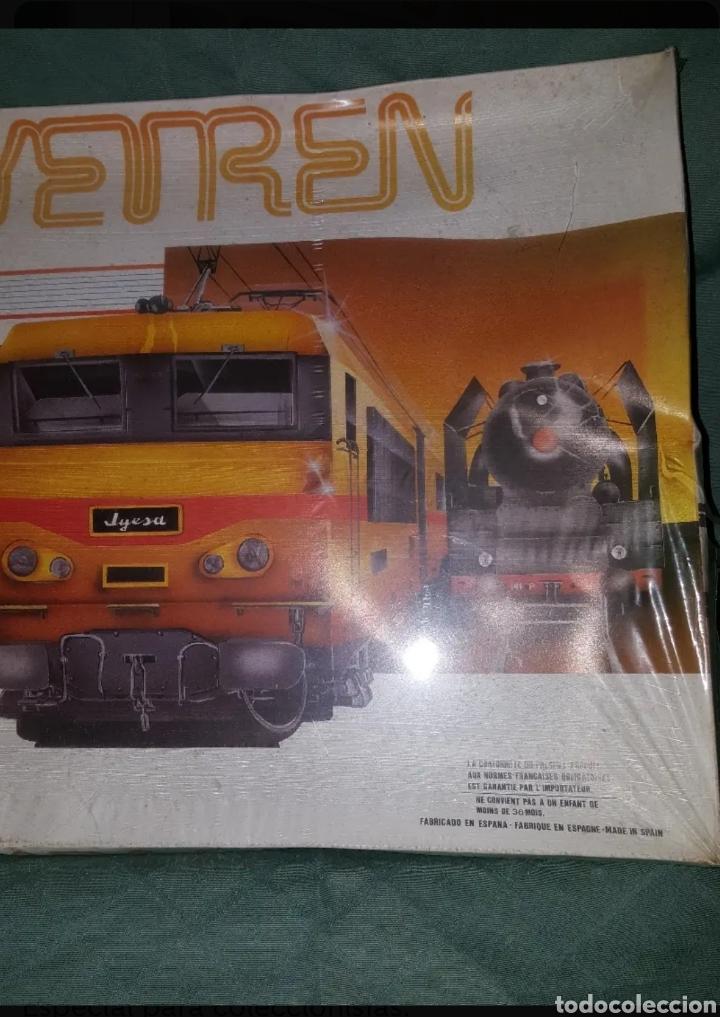 TREN ELÉCTRICO JYESA (Juguetes - Trenes - Varios)