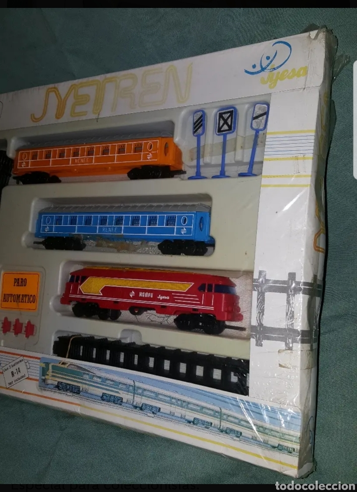 Trenes Escala: Tren eléctrico Jyesa - Foto 3 - 144145630