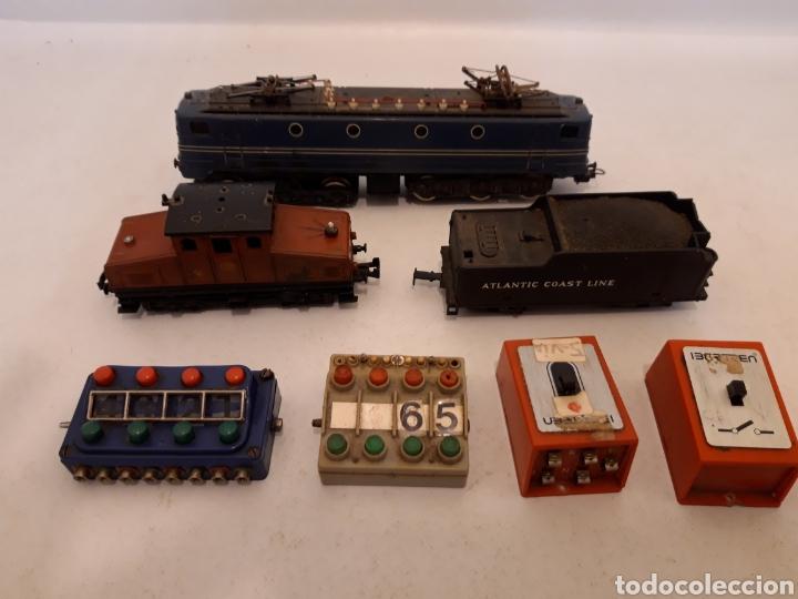Trenes Escala: Lote recambios y piezas para trenes escala Ho - Foto 2 - 144236737