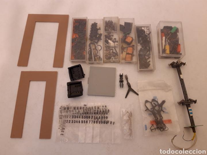 Trenes Escala: Lote recambios y piezas para trenes escala Ho - Foto 3 - 144236737