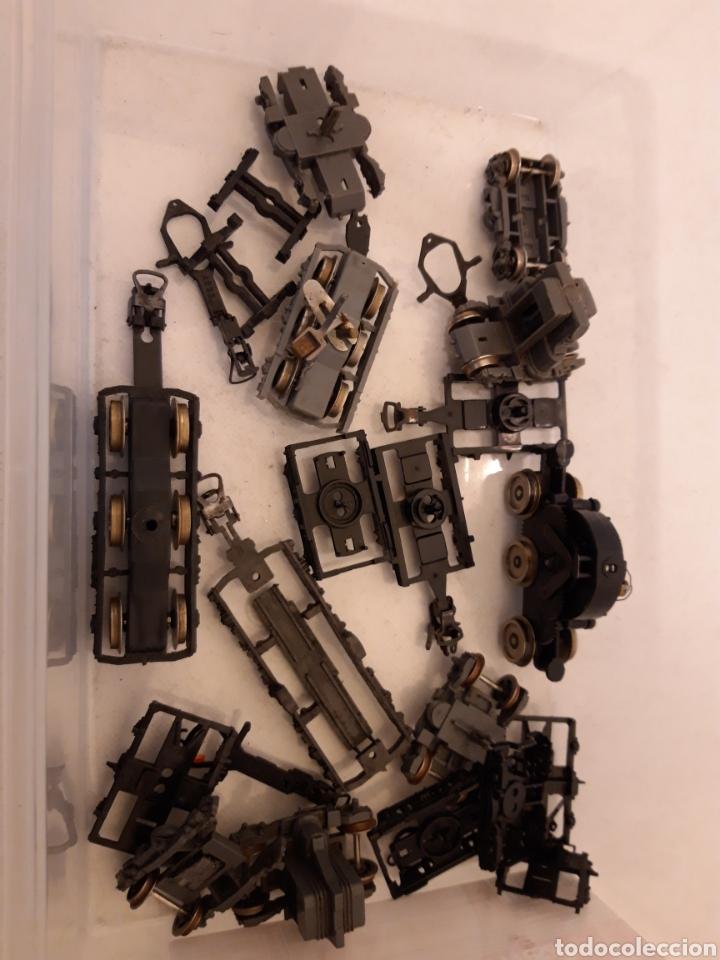 Trenes Escala: Lote recambios y piezas para trenes escala Ho - Foto 4 - 144236737