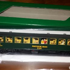 Trenes Escala: BEMO.WABU.H0M.METAL. Lote 144446300