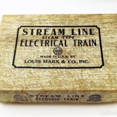 Trenes Escala: TREN COMPLETO ESCALA 0 LOUIS MARX NEW YORK CENTRAL. Lote 144638862