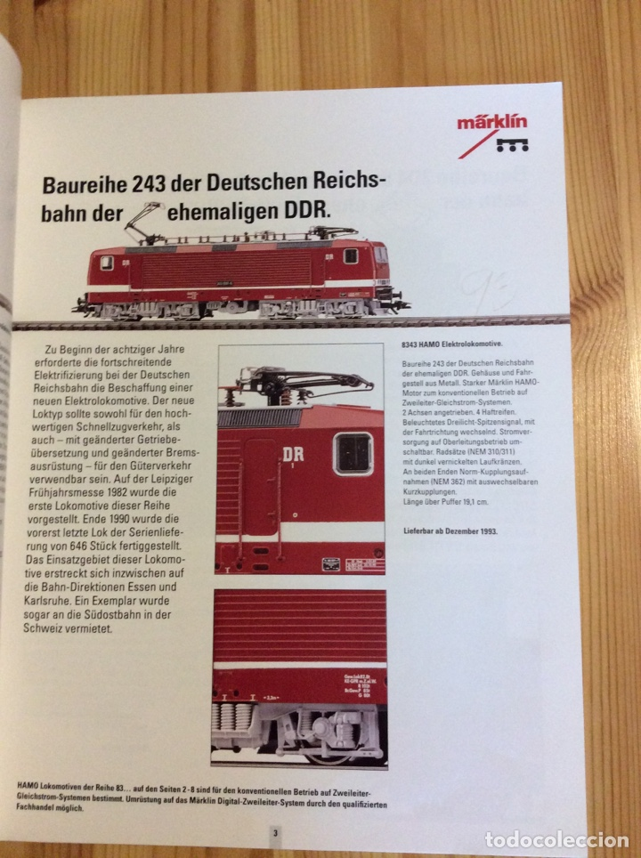 Trenes Escala: Metall perfektion trenes HO marklin - Foto 2 - 145171353