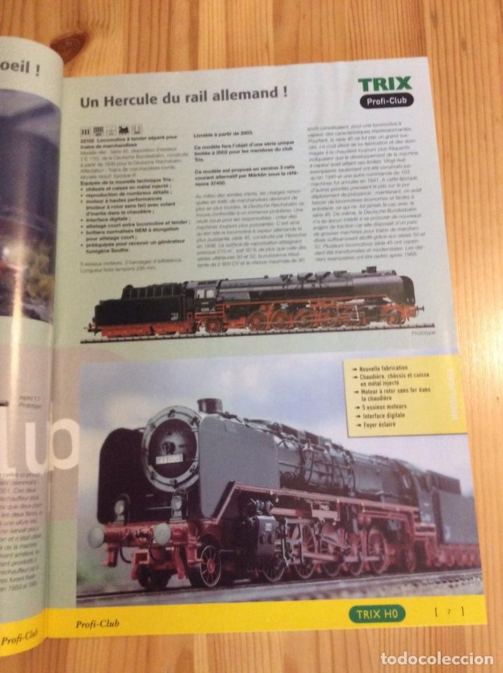 Trenes Escala: Catalogo trenes trix 2002 - Foto 2 - 145171840