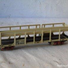 Trenes Escala: VAGON TREN ELECTRICO ANTIGUO. Lote 145243846