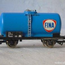 Trenes Escala: VAGON FINA TREN ELECTRICO ANTIGUO. Lote 145243990