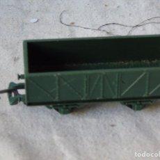 Trenes Escala: VAGON TREN ELECTRICO ANTIGUO. Lote 145244166
