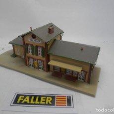 Trenes Escala: ESTACION ESCALA HO DE FALLER . Lote 145836302