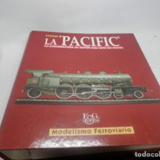 Trenes Escala: LIBRO MODELISMO FERROVIARIO . Lote 145838870