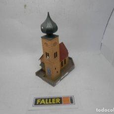 Trenes Escala: IGLESIA ESCALA HO DE FALLER . Lote 145843846