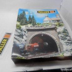 Trenes Escala: PORTALES DE TUNEL ESCALA HO DE FALLER . Lote 145844354