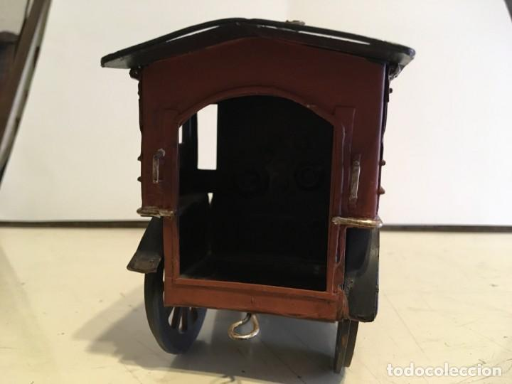 Trenes Escala: Antigua locomotora de tren de metal - Foto 4 - 146051482