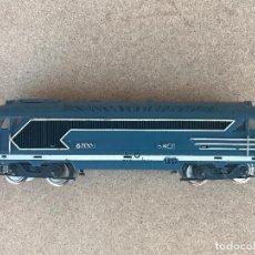 Trenes Escala: LOCOMOTORA DE TREN ESCALA H0 JOUEF SNCF 6700 - VER FOTOS. Lote 146909122