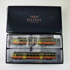 Trenes Escala: LILIPUT MONTAFONERBAHN L114405 SERIE FIRST CLASS. Lote 147316662
