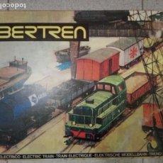 Trenes Escala: IBERTREN ESCALA 4N MODELO 111 AÑOS 70. Lote 148108898