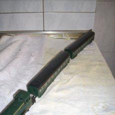 Trenes Escala: TREN ELECTRICO FRANCES CON 2 VAGONES. Lote 149716644