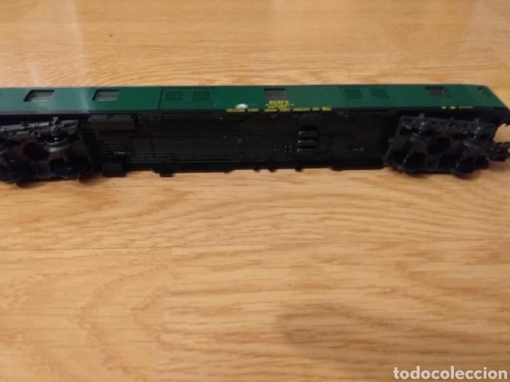 Trenes Escala: Lote de varios trenes, locomotoras, vagones, vías, transformadores casas y figuras. - Foto 4 - 150267466
