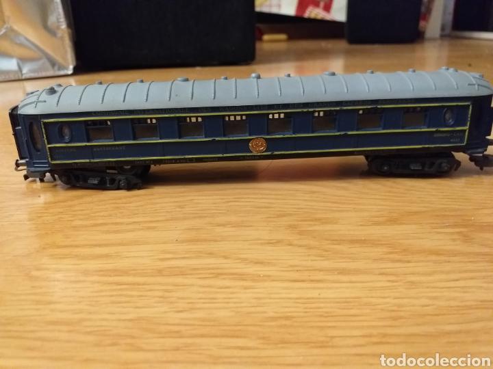 Trenes Escala: Lote de varios trenes, locomotoras, vagones, vías, transformadores casas y figuras. - Foto 8 - 150267466