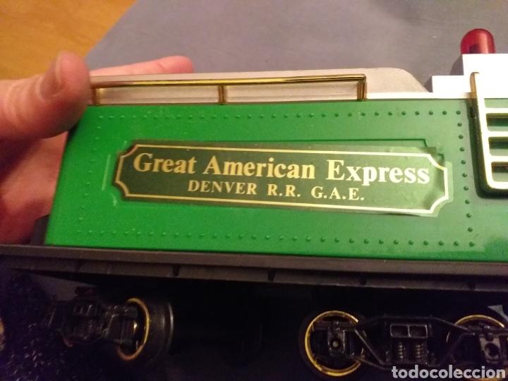 Trenes Escala: Lote de varios trenes, locomotoras, vagones, vías, transformadores casas y figuras. - Foto 44 - 150267466