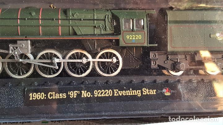 Züge Spur: SUPER LOTE 4 TRENES - 37.CM LARGO DE PASTA MAQUETA - SIN USO EN BLISTER - Foto 7 - 150490446