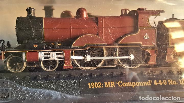 Züge Spur: SUPER LOTE 4 TRENES - 37.CM LARGO DE PASTA MAQUETA - SIN USO EN BLISTER - Foto 9 - 150490446
